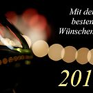 Happy new year 2013 by Ronny Falkenstein