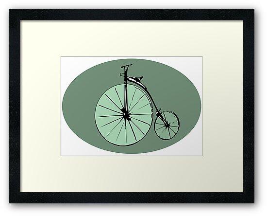 Vintage bike design by sledgehammer