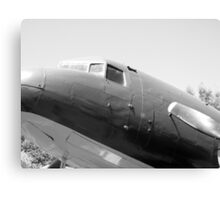 DC-3 Douglas Dakota Canvas Print