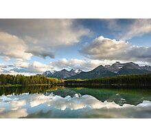 Herbert Lake Photographic Print
