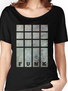 Funky Funk Graphic Tee Women's Relaxed Fit T-Shirt