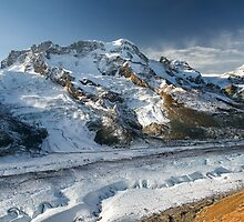 Breithorn by peterwey