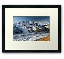 Breithorn Framed Print