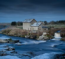 Westerdale Mill, Caithness, Scottish Highlands by Iain MacLean