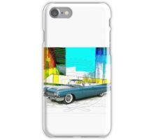1960 Cadillac Convertible iPhone Case/Skin