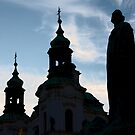 Jan Hus, Prague by phil decocco