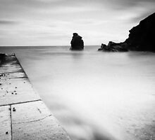 Latheronwheel Harbour, Caithness, Scottish Highlands by Iain MacLean