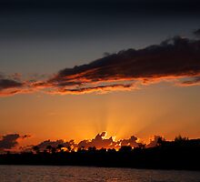 Coastal Sunbeams by EdPettitt