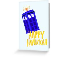 Hanukkah Who? Greeting Card