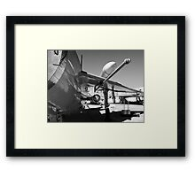 English Electric Lightning F.6 Framed Print