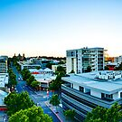 Rooftop View - West Perth by Tyson Battersby