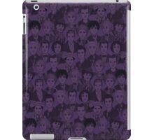 Characters The Doctors - Purple iPad Case/Skin
