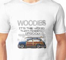 Woody Wagon Unisex T-Shirt