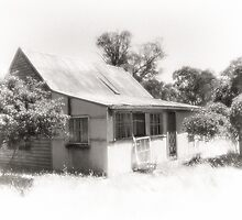 Cottage at Buraja by Jan Pudney