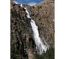 waterfall_2 Photographic Print