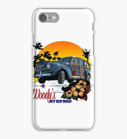 Ford Woody iPhone Case/Skin
