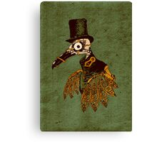 Capitan Pio Canvas Print