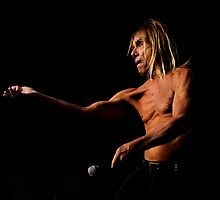 Iggy Pop 10 by lenseeyes