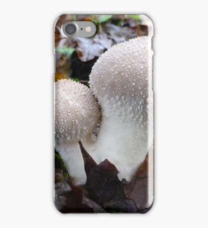 Common Puffball iPhone Case/Skin
