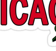 Chicago Rose│Red Sticker