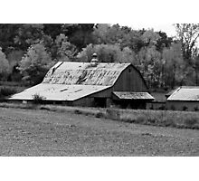 Old Barn  Photographic Print