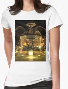 Lisbon Womens Fitted T-Shirt
