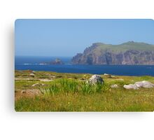 Dingle Coast Canvas Print