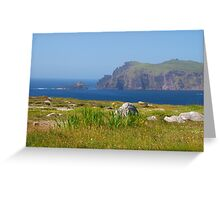 Dingle Coast Greeting Card