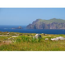 Dingle Coast Photographic Print