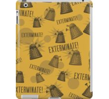 Daleks - Yellow iPad Case/Skin