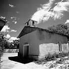San Antonio de Padua Chapel, Taos, New Mexico by Susan Chandler