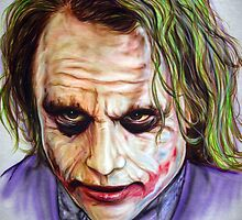 The Joker by Tim Miklos