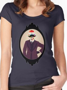The Perfect Gentleman Women's Fitted Scoop T-Shirt
