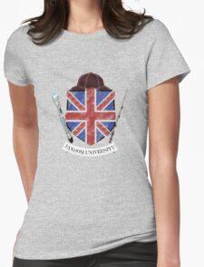Fandom University  Womens Fitted T-Shirt