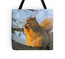 We Take the Nut Very Seriously Tote Bag