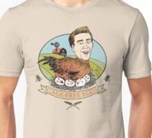 Cage-Free Eggs Unisex T-Shirt