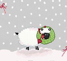 We wish ewe a Merry Christmas by luv2hike