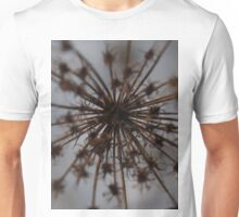 Close up of plant at winter Unisex T-Shirt