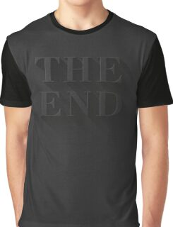 THE END Graphic T-Shirt