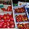 Aix-en-Provence - Multicoloured tomatoes by Maureen Keogh