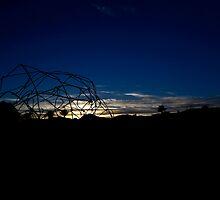 Desert Sunset by LVPhoto