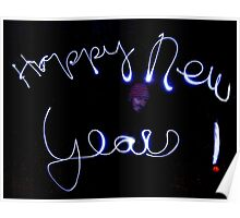 HAPPY NEW YEAR ~ 2013 Poster