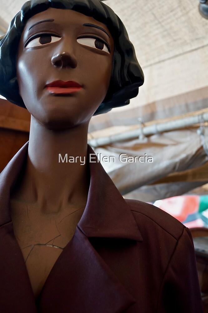 Brown Beauty by Mary Ellen Garcia
