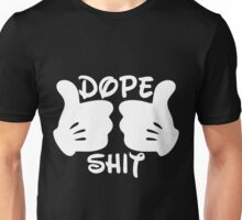 Mickey Hands - Dope Shit Unisex T-Shirt