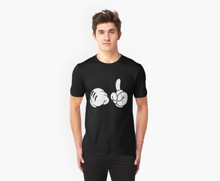 Mickey Hands - 01 by teetties