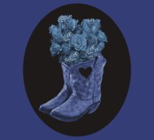 ☆ ★ ☆EVEN COWGIRLS GET THE BLUES -SOMETIMES-(AND COWBOYS 2) TEE SHIRT ☆ ★ ☆¸ by ✿✿ Bonita ✿✿ ђєℓℓσ