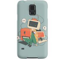 Cyber Kid Samsung Galaxy Case/Skin