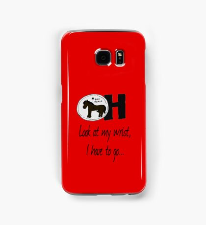 Horrible Time Samsung Galaxy Case/Skin