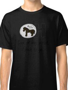 Horrible Time Classic T-Shirt