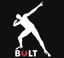 Power Bolt One Piece - Short Sleeve